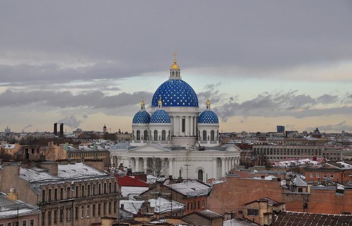Троицкий собор. Фото: http://rasfokus.ru