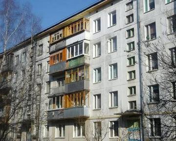 Отличительные черты хрущевок. Фото с сайта http://www.amuzzz.ru
