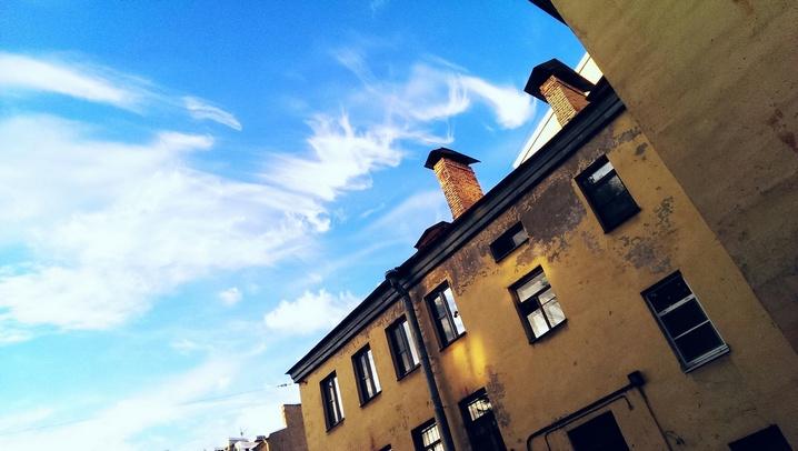 Неблагоприятные районы Питера. Фото: eugenesergeev - Fotolia.com