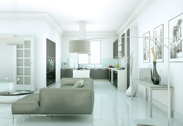 Как обустроить однокомнатную квартиру функционально. Фото: virtua73 - Fotolia.com