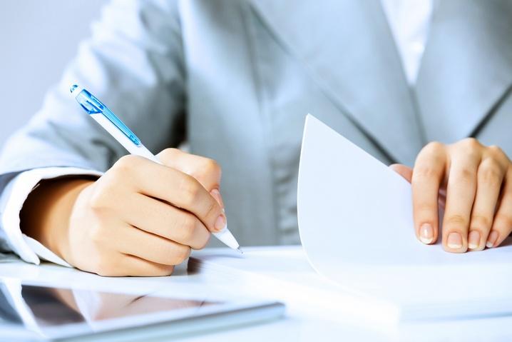 Как написать заявление на приватизацию квартиры. Фото: Sergey Nivens - Fotolia.com