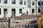 Строительство 1 корпуса