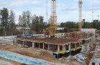 Строительство корпуса 5 (3 очередь)