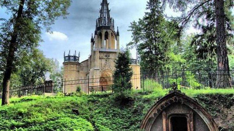 «Моя стихия»: в двадцати минутах ходьбы от комплекса находится Шуваловский парк