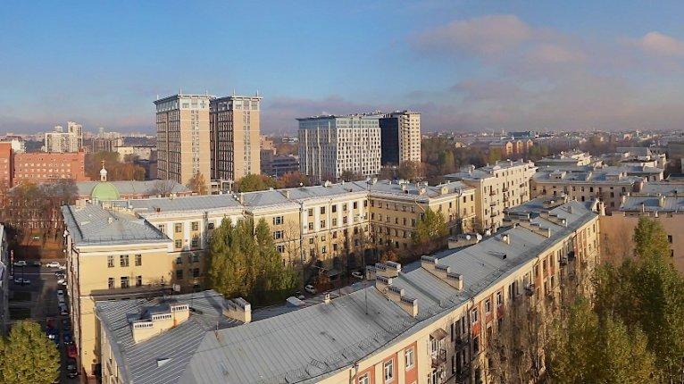 «Преображенский»: Вид из окон дома