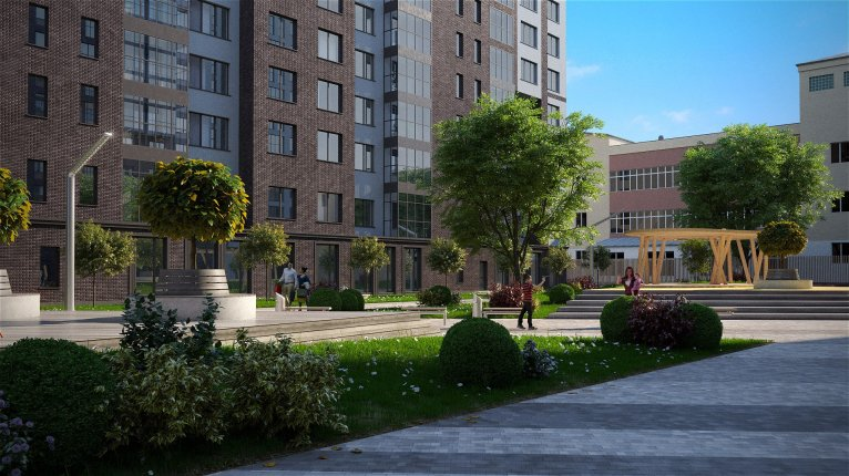 «Первый квартал» (Ligovsky City) - фото 14