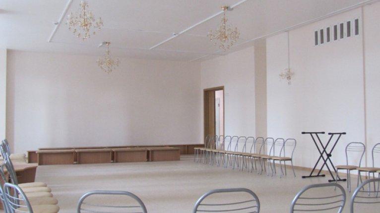 «Новое Мурино»: Актовый зал
