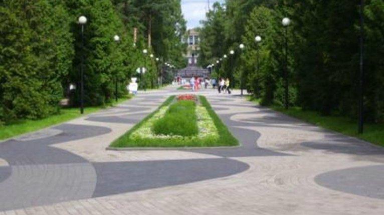 «Изумрудный»: До парка Культуры и Отдыха от жилого комплекса всего 15-20 минут пешком