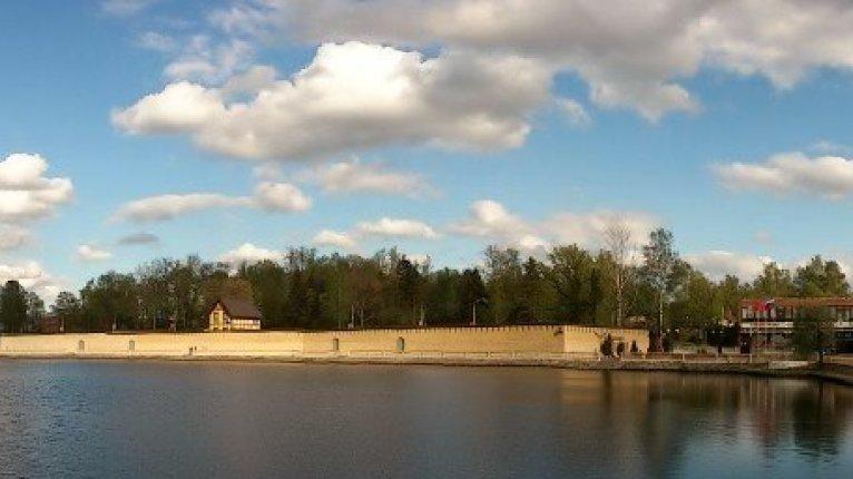 «Чудеса света»: Озеро в Колтушах
