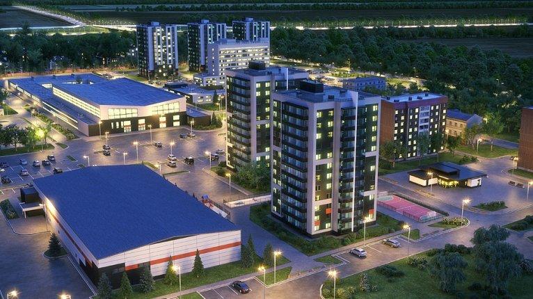 «Новоселье: городские кварталы» - фото 16