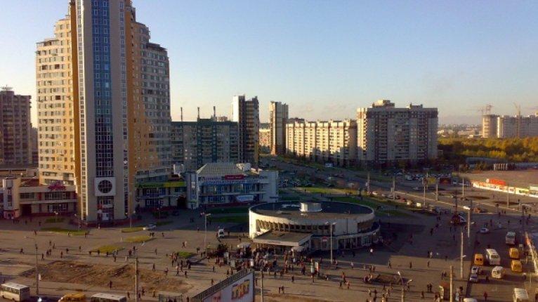 «Невский Эталон»: Станция метро «Проспект Большевиков»