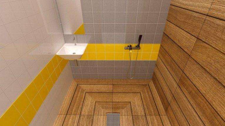 «Граффити»: На первых этажах есть комнаты для мытья обуви, колес и лап домашних питомцев