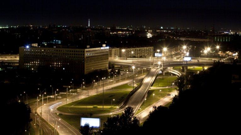 «Князь Александр Невский»: Превосходный вид на город из окон дома