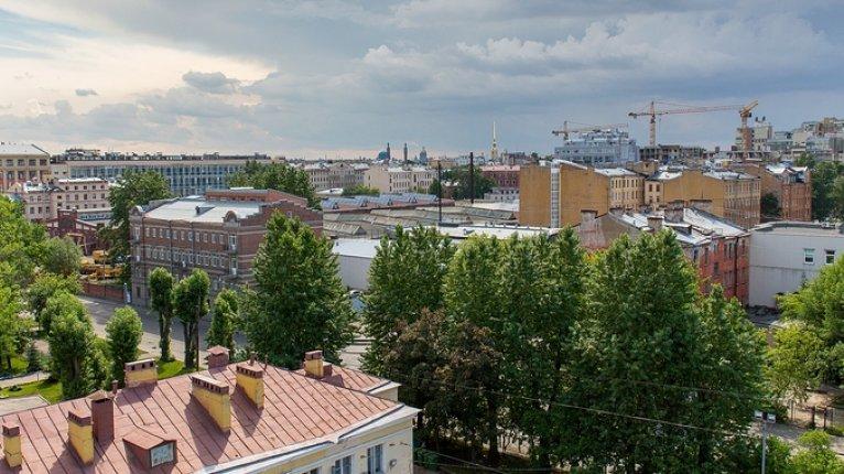 «Чапаева, 16»: Вид из окон дома