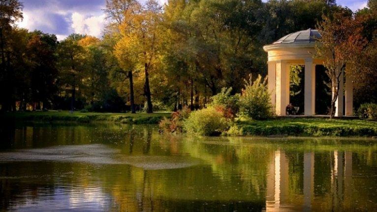 «Золотое время»: Парк Екатерингоф