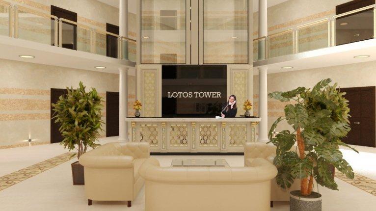 Lotos Tower («Лотос Тауэр»):