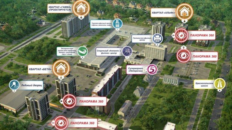 «Новоселье: городские кварталы» - фото 15