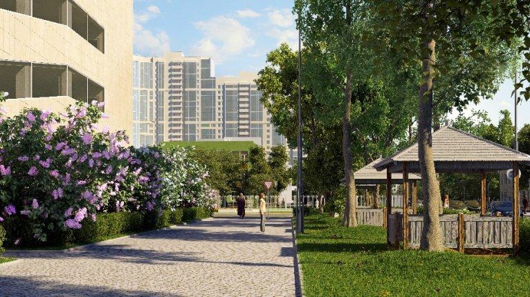 Green City («Грин сити»): Площадка для пикников