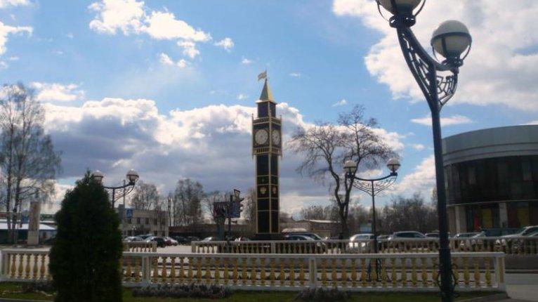 «Чудеса света»: Знаменитые колтушские часы