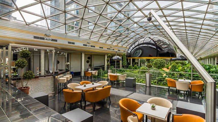 Diadema Club House («Диадема Клуб Хаус»): Кафе-бар