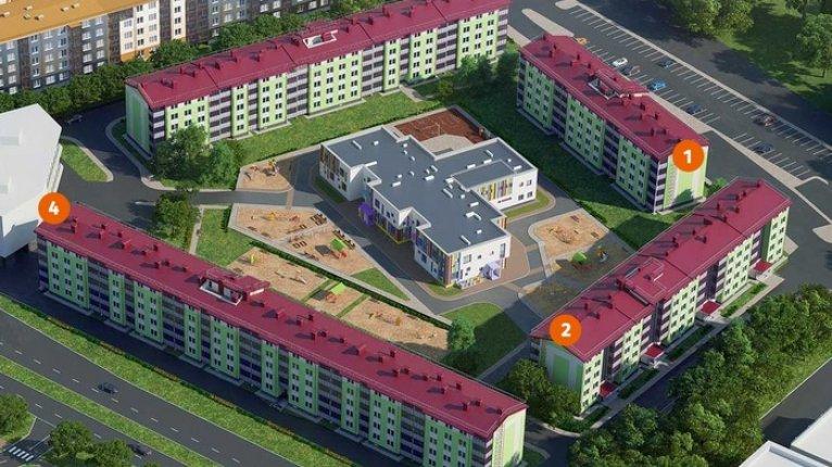 «Образцовый квартал 2» - фото 1