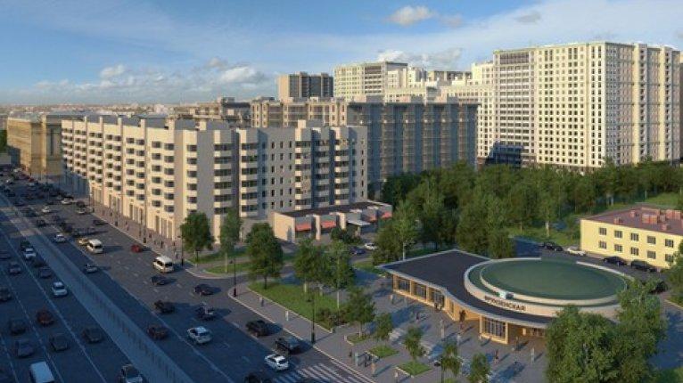 «Времена Года»: Жилой комплекс и станция метро Фрунзенская поблизости