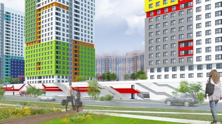 «Моя стихия»: В ЖК предусмотрен подземный двухуровневый паркинг