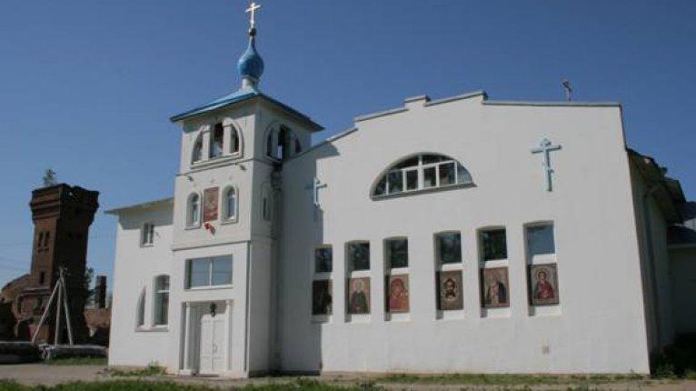 «Родные Берега»: Храм Св. Николая Чудотворца