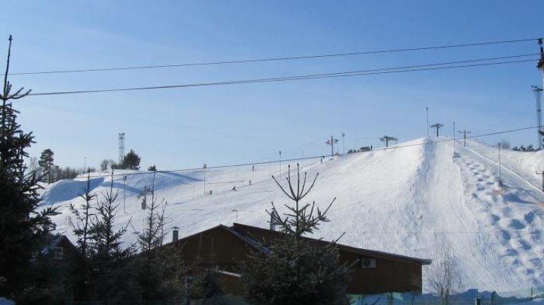 «Токсовский этюд»: Горнолыжные склоны привлекают туристов в Токсово
