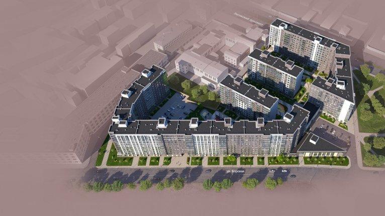 «Первый квартал» (Ligovsky City) - фото 20