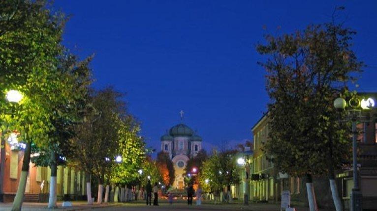 «Приорат»: Соборная улица