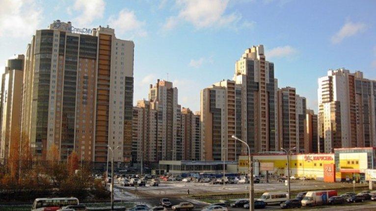 «Морские башни»: Улица Савушкина