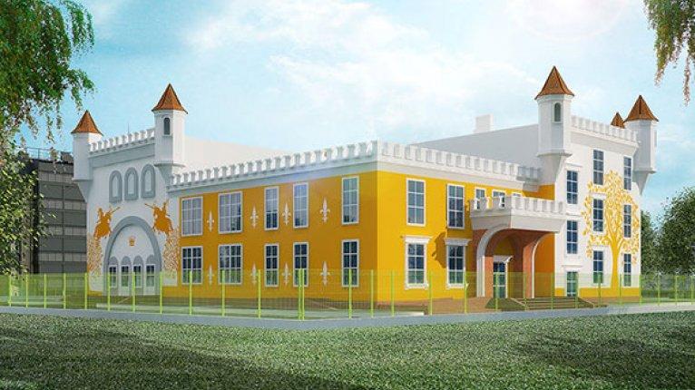 «Юттери»: Детский сад на территории ЖК