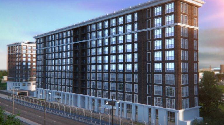 Docklands («Докландс»): 2-ой корпус