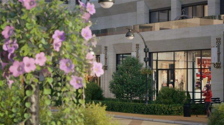 Twin House (ЖК «Дом на Будапештской»):