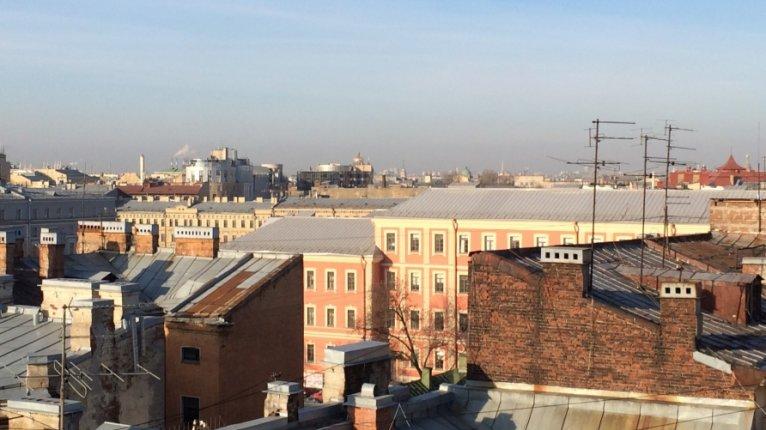 «4-ая Советская, 9»: Вид из окон дома