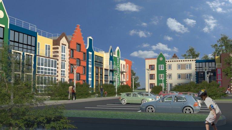 «Бельгийский квартал»: