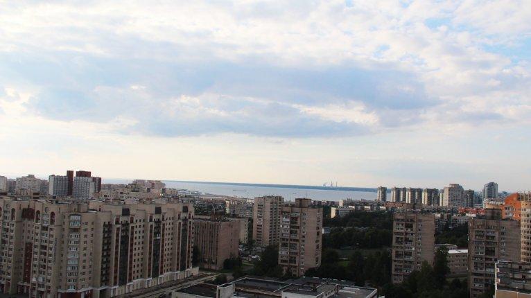«Васильевский квартал»: Вид из окон