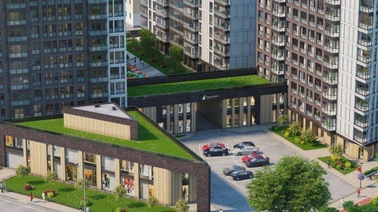 «Второй квартал» Ligovsky City («Лиговский Сити») - фото 7