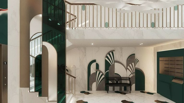 Meltzer Hall («Дом на набережной реки Карповки») - фото 22