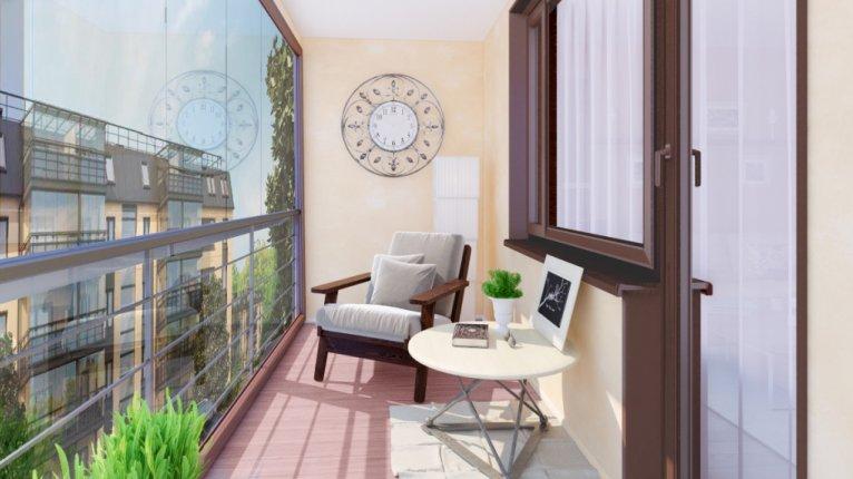 «Юттери»: В домах есть квартиры с террасами