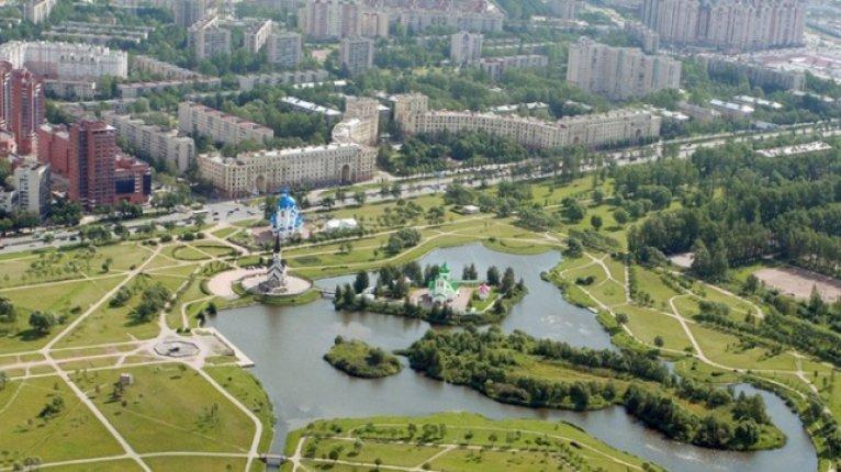 «Звезда»: За 10 минут можно дойти до Пулковского парка