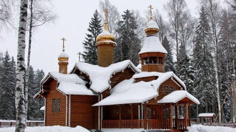 «Агалатово»: Храм святых благоверных князей страстотерпцев Бориса и Глеба