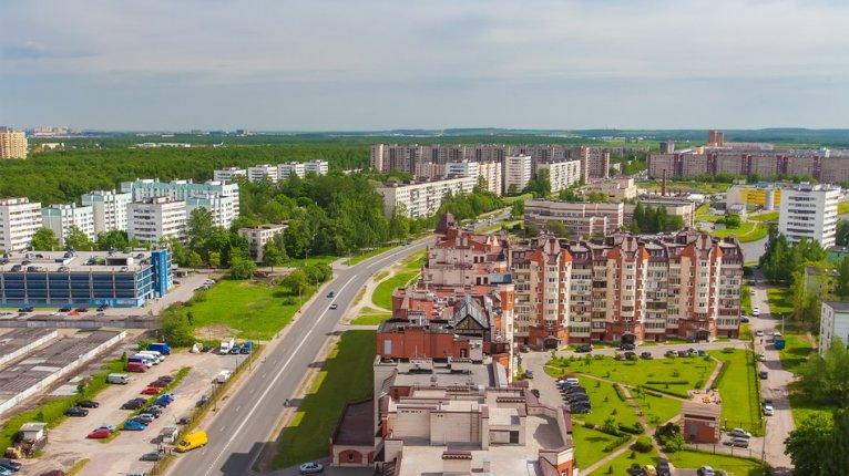 «Полежаевский Парк»: Вид на район