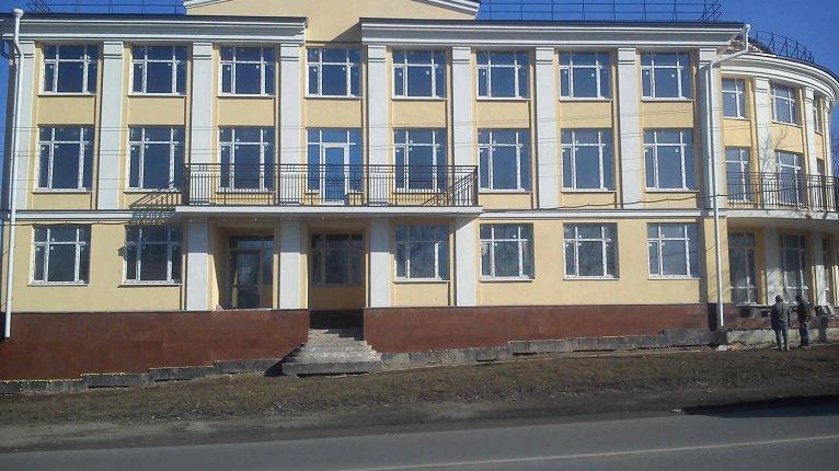 «Династия»: Отделка цоколя жилого комплекса