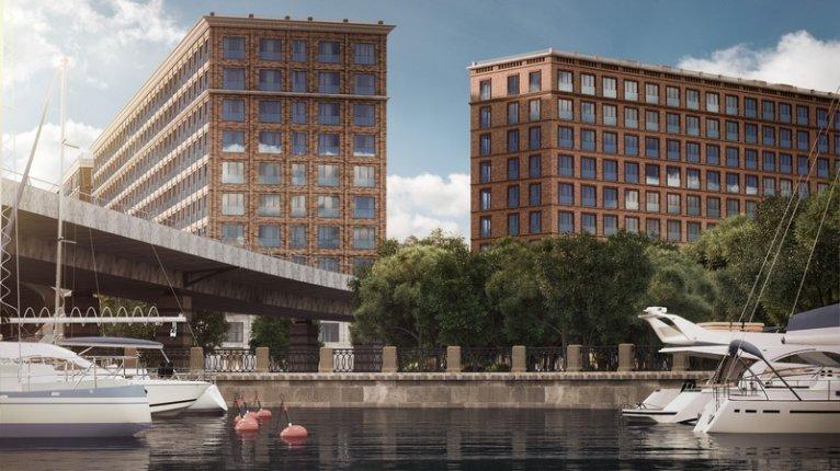 Docklands («Докландс»):