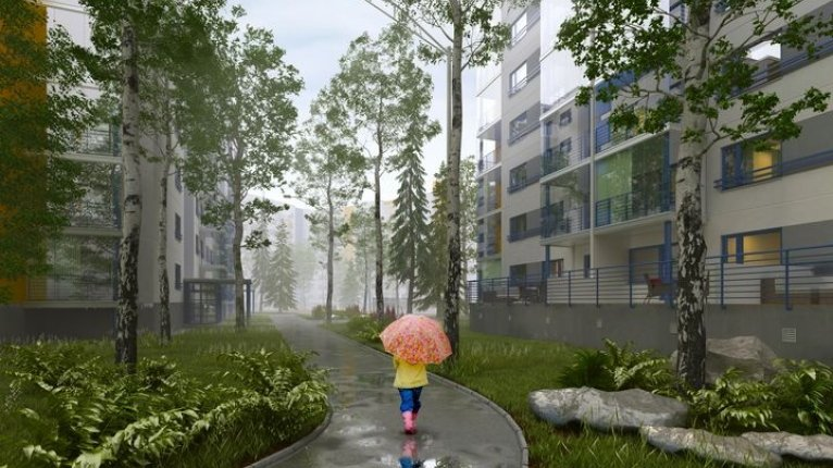 «Финские кварталы» - фото 1