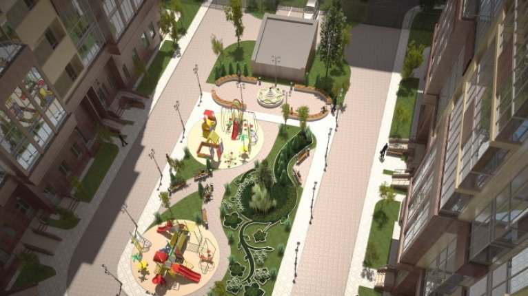 «Город Мастеров»: Двор — это зона отдыха