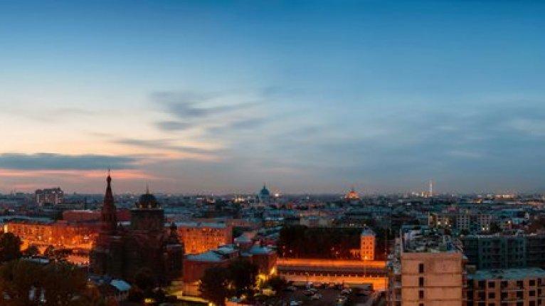 «Дом на Фрунзенской»: Из окна открывается превосходный вид на город
