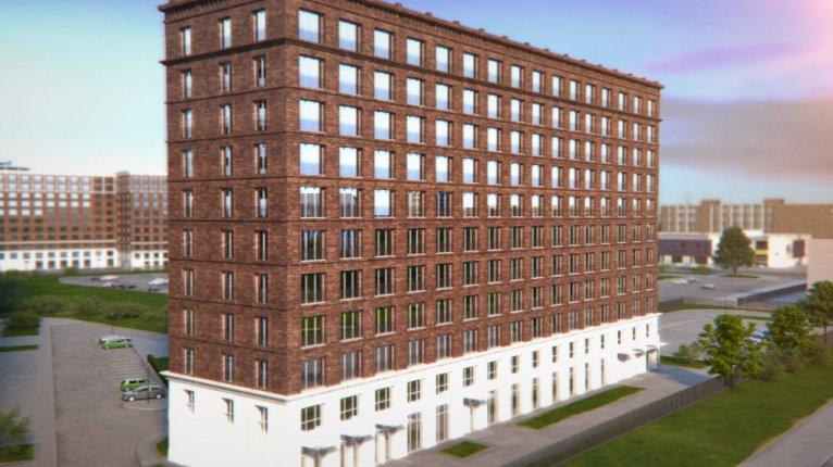 Docklands («Докландс»): Корпус 3 (блок 2)